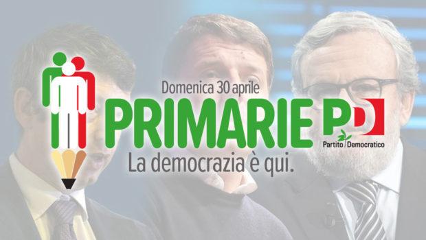 Primarie Partito Democratico 2017