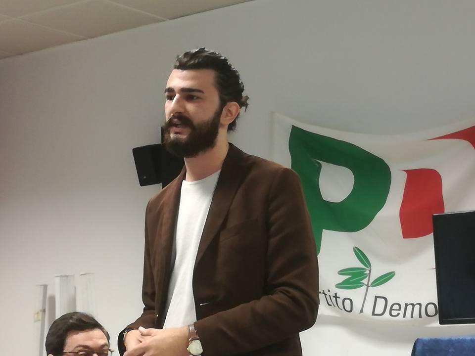Dimissioni del Segretario Matteo Manetti