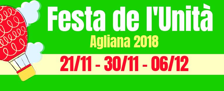 Festa de L'Unità - Agliana 2018