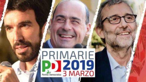 Congresso PD - Domenica 3 marzo